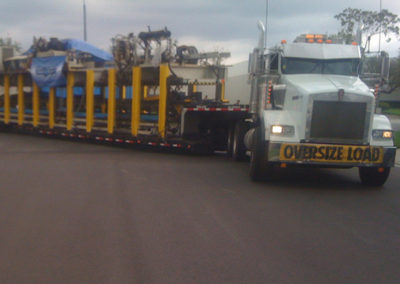 Machine Transportation